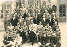Nieuwpoort: 6e leerjaar St-Bernarduscollege  1947-1948