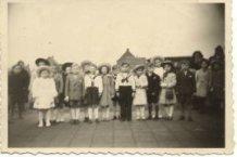Madonna (Langemark): eerste communie circa 1949