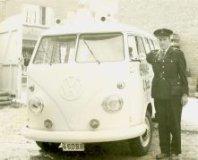 De Panne: nieuwe ambulancewagen