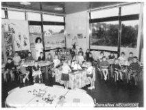 Nieuwpoort/ Rijksmiddelbare school 1963-1964