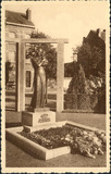Ieper: standbeeld koningin-moeder Astrid