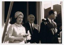 Poperinge: de Queen bezoekt Talbot House
