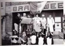 De Panne: opening Kasteelstraatfeesten