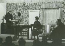 Geluveld: opvoering toneelstuk 'Slisse en Cesar'