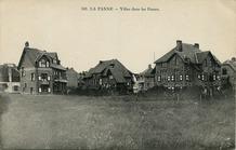 De Panne: ongewone kijk op villa's in Hoge Duinenlaan en Bortierlaan