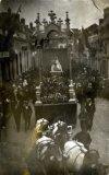 Poperinge: praalwagen processie Onze-Lieve-Vrouw van Sint-Jan