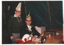 De Panne: carnavalbal in tent
