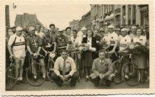 Veurne: wielerwedstrijd op de Canadawijk
