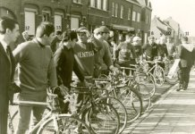 Sint-Jan: Wijding wielertoeristen