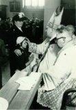 Woesten: vormseltoediening door de bisschop