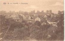 De Panne: panorama op Dumonwijk