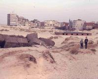 De Panne: bunkers Tweede Wereldoorlog