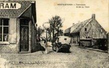 Westvleteren: tramstatie