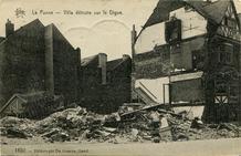 De Panne: de laatste obussen van Lange Max kosten 6 mensenlevens