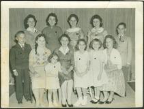 Canada: foto voor de familie in het vaderland