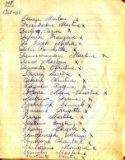 Poelkapelle: schriftje H kindsheid 1961-1962
