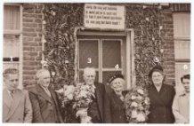 Oostvleteren: gouden jubileum Pieter Deroo en Augusta Haelewijn