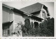 De Panne: souvenirs van Willy Cornet aan een eerste verblijf aan zee, in Chalet Norvégien