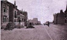 Koksijde: heropbouw na de Eerste Wereldoorlog