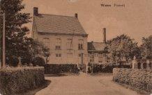 Watou: pastorij van Watou