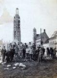 Lo: heropbouw van de Sint-Pieterskerk na de Eerste Wereldoorlog