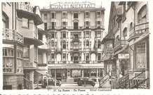 De Panne: Hôtel Continental
