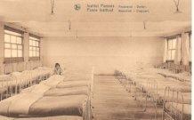 De Panne: slaapzaal 'Panne Instituut'