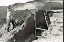 Werken: opgravingen