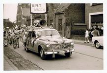 Jonkershove: inhuldigingsstoet burgemeester Bulcke