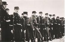 De Panne: Prins Leopold ingelijfd in het 12de Linieregiment