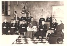 Zonnebeke: Bisschop bezoekt het rusthuis Sint-Jozef.