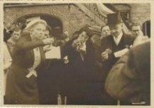 Boezinge: jubelfeest burgemeester Roger de Thibault de Boesinghe