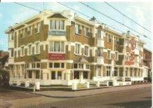 De Panne: hotel Ambassadeurs