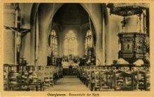 Oostvleteren: interieur Sint-Amatuskerk