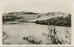 De Panne: oppervlaktewater in de duinen