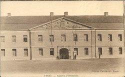 Ieper: Infanterie kazerne