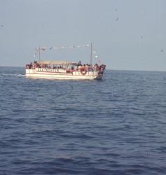 De Panne: op zee met 'Malgré Tout'