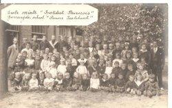 De Panne: schoolfoto 'Panne Instituut'