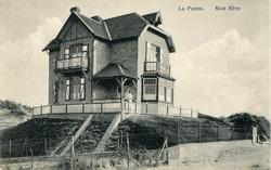 De Panne: villa mon Rêve, mijn droom, in de Barkenlaan