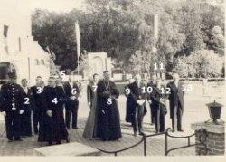 Zonnebeke: bezoek van bisschop