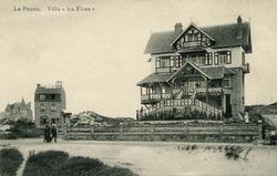 De Panne: Villa les Flots spreekt tot de verbeelding