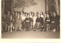 De Panne:  'Panne Instituut' school comité.