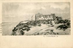 De Panne: villa's gebouwd op de zeereepduinen, eind 19de eeuw
