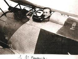 De Panne: vliegenier Willy Coppens
