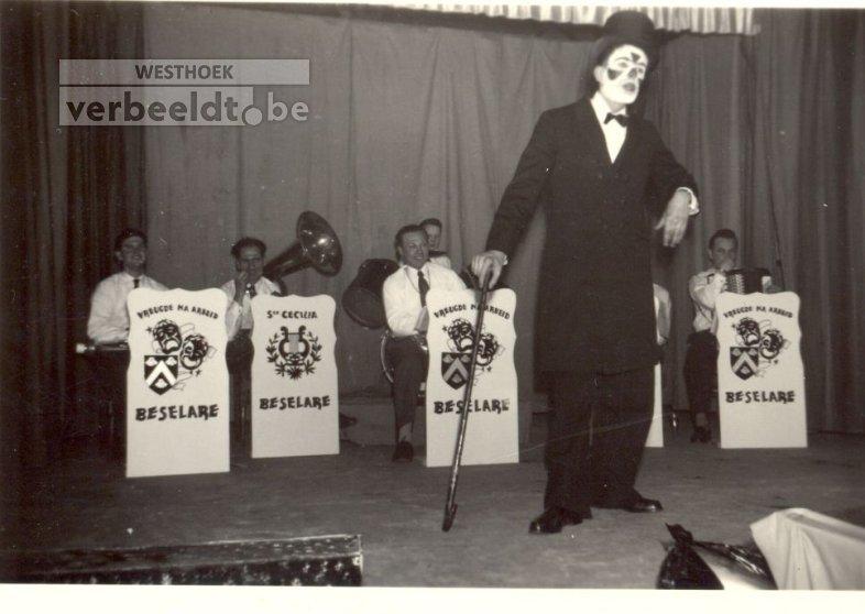 Beselare: Vreugde na Arbeid geeft bonte avond 1953