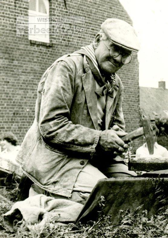 Klerken: laatste molenaar tijdens de perelaarstoet