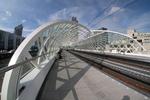 Station van metrolijn E op Den Haag Centraal; vervaardiger: Oosterhout, Fotograf…
