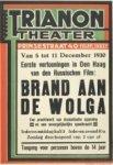 Trianon theater... Eerste vertooningen in Den Haag van den Russischen Film: Bran…