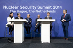 Nuclear Security Summit in het World Forum, 24-25 maart 2014; vervaardiger: Brob…