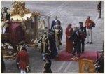 Prinsjesdag. De aankomst van koningin Beatrix, prins Friso, prins Willem-Alexand…